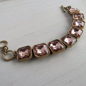 Chloe and Isabel RetroGlam Pink Bracelet